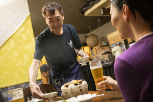 利尻島で 一流シェフが腕をふるう 料理・お宿『たにかわ庵』