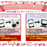 利尻島【恋する灯台&白い恋人 プレゼント・キャンペーン】7月25日から早いもの勝ち!